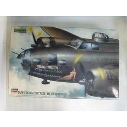 【中古】B-17F フライングフォートレス マイ ディボーション 1:72 アメリカ陸軍航空隊 爆撃機 Hasegawa 186-257SK