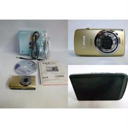 【中古】 Canon デジタルカメラ IXY 10S ゴールド IXY10S GL キャノン 179-276SK