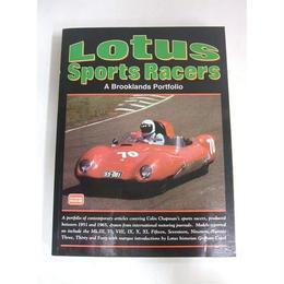 【中古】Lotus Sports Racers BROOKLANDS BOOKS 6281SK