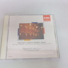 【中古】 [CD] 【ゆうパケット発送】 モーツァルト/オペラ・アリア集  1025SK
