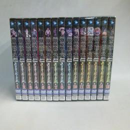 【中古】 [レンタルアップDVD] ONE PIECE ワンピース 10thシーズン スリラーバーク篇 全15巻セット 173-2SK