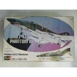 【中古】F-4E PHANTOM Ⅱ 1/48スケール ファントムⅡ H-289 Revell 188-162SK