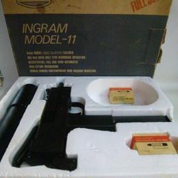 【中古】 MGC イングラム M11 モデルガン  181-242SK