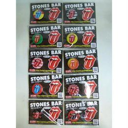 【中古】【代引不可】ストーンズバー 缶バッジ 10個セット STONES BAR サントリー 188-237SK