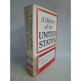【中古】 A History of the UNITED STATES    185-181AK