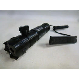 【中古】 LXGD Rifle AEG Green Laser Tactical Head Sight Pointer JG-016 グリーン レーザー サイト ポインター 179-460SK