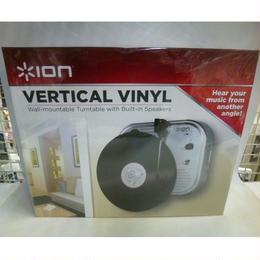 【中古】 ION Vertical Vinyl Turntable ターンテーブル 1711-150SK