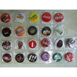 【中古】【代引不可】コカ・コーラ 缶バッジ 22個セット 188-235SK