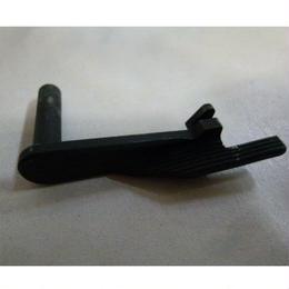 【中古】 ANVIL 東京マルイ M1911シリーズ用 ロングスライドストップ スチール Black WILSON 7Bタイプ GMP-N04-SB  187-17SK