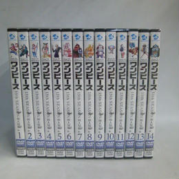 【中古】 [レンタルアップDVD] ONE PIECE ワンピース 15thシーズン 魚人島編 全14巻セット 173-1SK