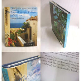 【中古】The Most Beautiful Villages of Greece and the Greek Islands / MARK OTTAWAY  HUGH PALMER  5143SK