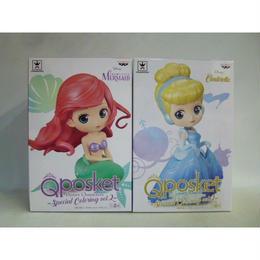 【中古】【未開封】 Q posket Disney Characters - Special Coloring -vol.2 全2種セット 188-42SK
