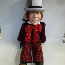 【中古】 ドール ハッター 人形 不思議の国のアリス マッドハッター 帽子屋 1711-68SK