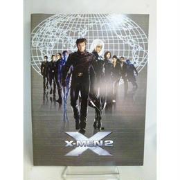 【中古】[代引不可]  【映画パンフレット】 X-MEN2       172-268SK