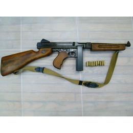 【中古】 ハドソン 産業 トンプソン M1A1 HUDSON THOMPSON M1A1 モデルガン SMG 刻印有り 188-301SK
