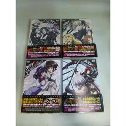 【中古】 [DVD]   聖痕のクェイサーⅡ ディレクターズカット版 vol.1~vol.4 セット 187-111SK