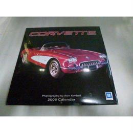 【中古】【未開封】 CORVETTE 2006 Calender Photography by Ron Kimball    182-132SK