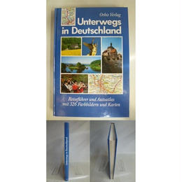 【中古】 Unterwegs in Deutschland  Orbis Verlag   175-319SK