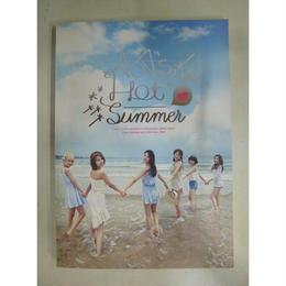 【中古】AOA's Hot Summer  フォトブック + DVD(韓国盤) 1710-148SK