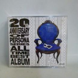 【中古】 [CD] 20thアニバーサリーペルソナシリーズオールタイムベストアルバム 174-294SK