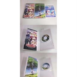 【中古】 PSPソフト セット グリザイアの迷宮 + グリザイアの楽園 + グリザイアの楽園初回生産分 Chaos TCG パートナーカード セット 179-263SK