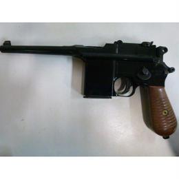 【中古】 マルシン モーゼル M712 ブローバック プラスチック モデルガン SPGマーク  181-129SK