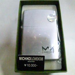 【未使用】 コシノ ミチコ ロンドン オイル ライター MICHIKO LONDON 184-102SK