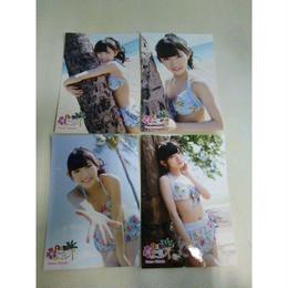 【中古】 AKB48 海外旅行日記~ハワイはハワイ~ 岡田奈々 封入特典 生写真 18枚セット  181-428SK