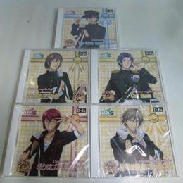 【中古】 アニくじS 新テニスの王子様 D賞 シングルCD 5種セット   186-223SK