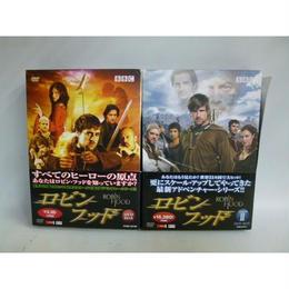 【中古】 ロビン・フッド DVD-BOX レジェンド1&2 セット 172-34SK