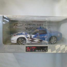 【中古】 UT models シボレー コルベット '99 ル・マン セフティーカー(ブルー) 3414SK