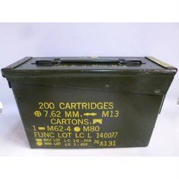 【中古】 M60 7.62 MM  弾薬箱 179-540SK