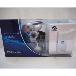 【未開封】 G-cluster ジークラスタ ゲームパッド同梱版 Wi-Fi クラウドゲーム機 179-374SK