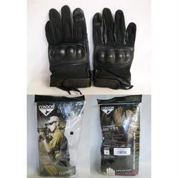 【新品】 CONDOR TACTICAL GLOVES NOMEX HK221 BLACK SIZE 8  コンドル タクティカル グローブ ブラック サイズ 8    179-311SK