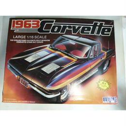 【中古】1963 Corvette SPLIT-WINDOW 1/16 コルベット mpcERTL 188-316SK