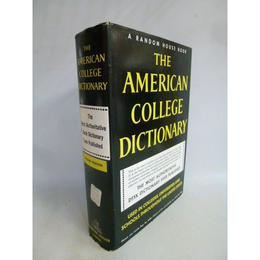 【中古】 THE AMERICAN COLLEGE DICTIONARY  185-164SK