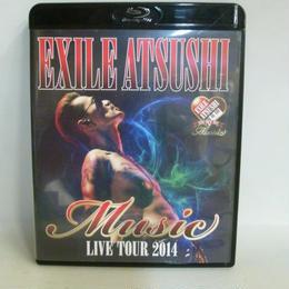 【中古】 [Blu-ray] [ゆうパケット発送] EXILE ATSUSHI/LIVE TOUR Music 2014    176-166SK