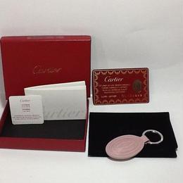 【新古】[カルティエ] Cartier キーリング キーホルダー ss1806-191