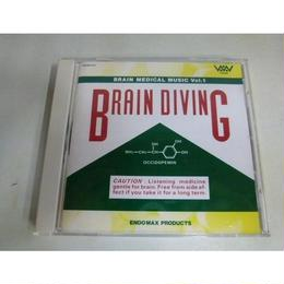 【中古】【ゆうパケット発送】 [CD] BRAIN MEDICAL MUSIC VOL.1 BRAIN DIVING 177-421SK