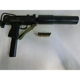 【中古】 MGC イングラム M11 モデルガン SMG 刻印 188-360SK