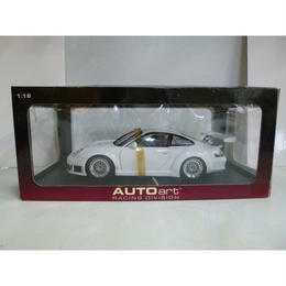 【中古】Porsche 911(996) GT3 RSR Plain Body Version ポルシェ AUTOart 188-241SK