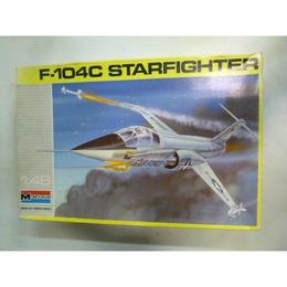 【中古】【未組立】 モノグラム 1/48  F-104C  STARFIGHTER   183-110SK