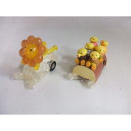 【中古】 ミスタードーナツ チョロQ 5種セット 1606-4SK
