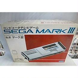 【中古】セガ マークⅢ  SEGA MARKⅢ  179-3SK