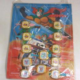 【中古】 仮面ライダー おもちゃの時計セット(ダミー) 5402SK