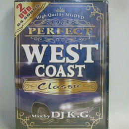【新品】 Perfect WEST COAST CLASSIC 2DVD DJ K.G 1710-136SK