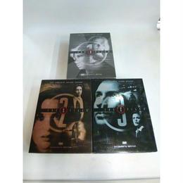 【中古】 X-ファイル  DVDコレクターズ・ボックス  シーズン1~9 セット 187-216SK