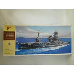 【中古】【未組立】 Nichimo  1/500 航空戦艦 日向 シリーズNo.10 モーターライズキット     182-335SK