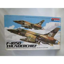 【中古】【未組立】 [プラモデル]    モノグラム  1/48  F-105D  THUNDERCHIEF   188-174SK