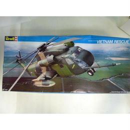 【中古】SIKORSKY HH-53C VUIETNAM RESCUE 1/48スケール ベトナムレスキュー 4542 Revell 188-160SK